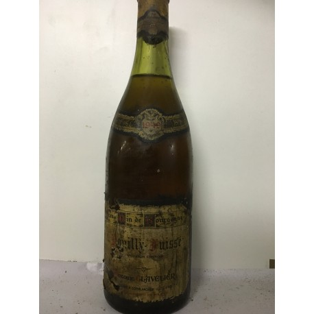 POUILLY FUISSE 1949 BLANC