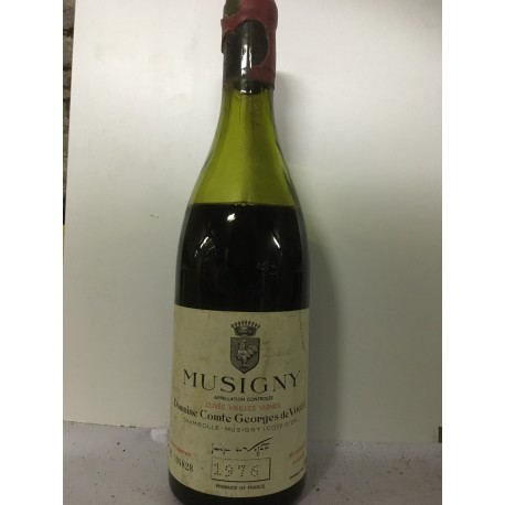 MUSIGNY GRAND CRU 1976 VOGUE