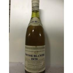 POUSSE BLANCHE 1976